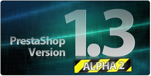 prestashop 1.3 alpha 2