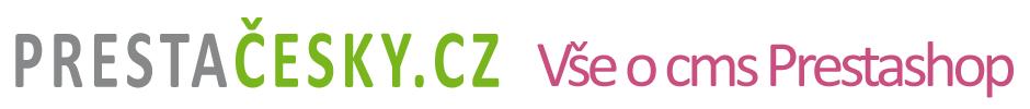 presta česky logo